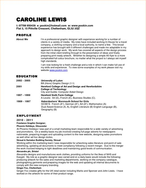 What Is A Cv Resume by What Is Cv Resume Bongdaao