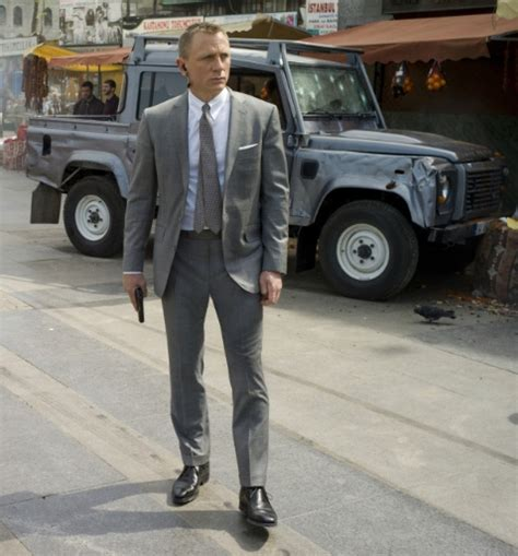 range rover truck in skyfall land rover defender double cab bond lifestyle