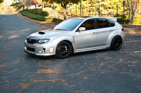 subaru wrx hatchback modified image gallery 2011 wrx custom