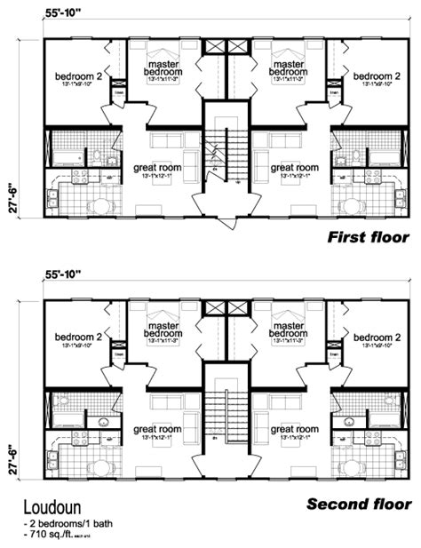 multi family homes floor plans multi family modular home floor plans house plan 2017