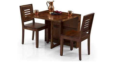 Two Seater Dining Tables Danton 3 To 6 Capra 2 Seater Folding Dining Table Set Ladder