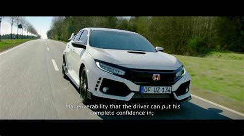 Civic Type R Front Wheel Drive by Honda 2017 Civic Type R Sets New Front Wheel Drive