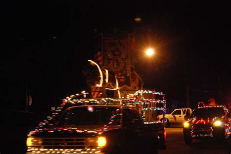Light Parade by Copper Area News Publishers Providing News Coverage For Eastern Pinal And Southern Gila Counties