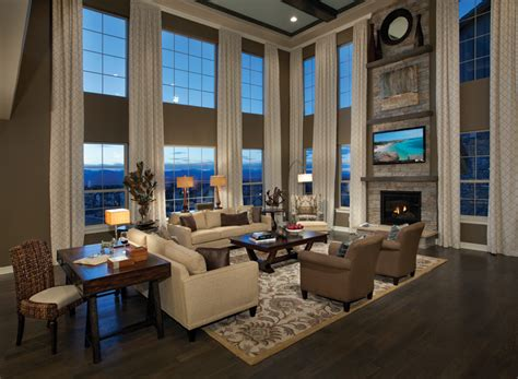 toll brothers at backcountry luxury new homes in