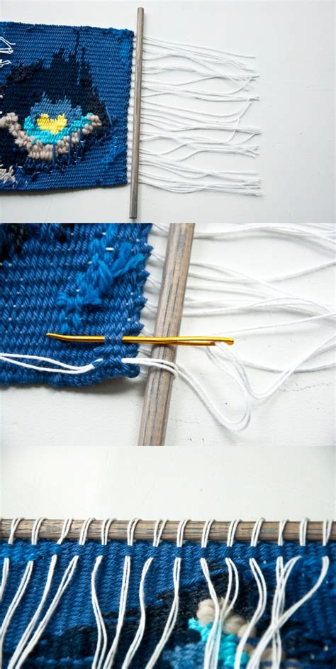 modern way of weving hear weaving techniques a new way to hang your weave the