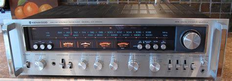 kenwood kr  receiver totlsold  sale canuck