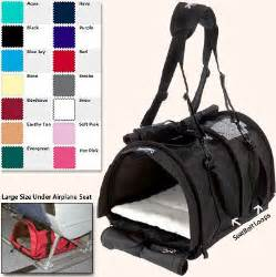 sturdibag cat tote small carrier airline approved pet