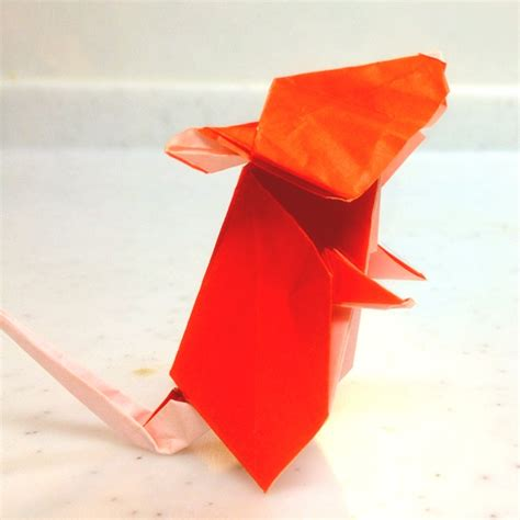 Easy Origami Mouse - 61 best images about origami animals mouse on
