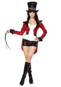 women halloween costume ideas women s radiant ringmaster costume
