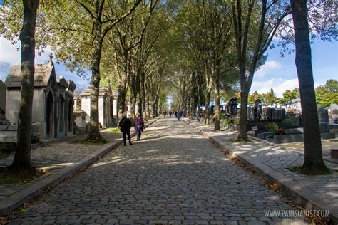 pere la chaise pere lachaise cemetery paris gardens parisianist city