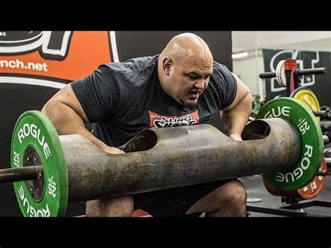 brian shaw bench press log press tips from world s strongest man brian shaw youtube