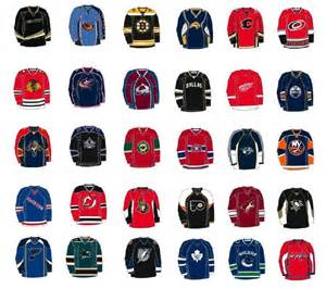 nhl team colors c mo s nhl jerseys