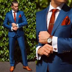 what color shoes with blue suit blue suit that color the reddish brown accents in