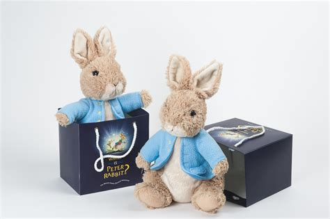 a gift that is soft where is rabbit soft in a gift bag medium beatrix potter shop