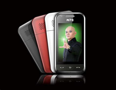 Touchscreen Mito A810 1 price review specification china and local phone touchscreen cell phone specifications quot mito