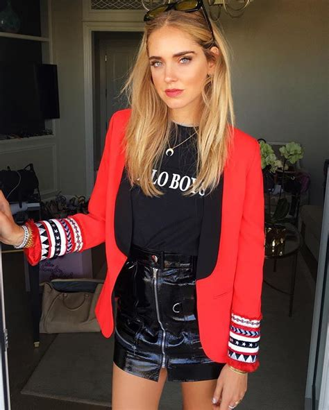 Chiara Top Limited 90 best chiara valentina ferragni images on chiara ferragni couture sewing and my