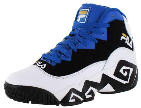 filas basketball shoes fila mb jamal mashburn retro s basketball sneakers