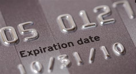 Letter Of Credit Expiry Date And Place Credit Card Expiration Dates What Purpose Do They Serve What Happens When They Occur