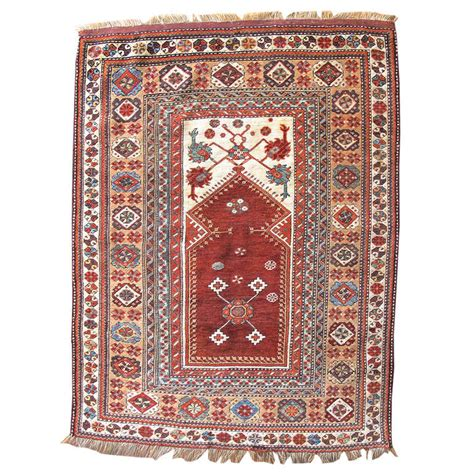 prayer rug melas prayer rug for sale at 1stdibs