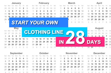 the startingaclothingline how to start a clothing