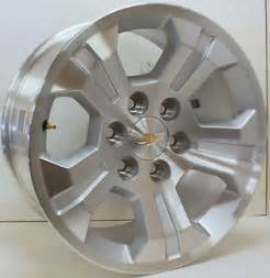Gm Truck Wheels Used 2015 Chevy Silverado Tahoe Suburban 18 Z71 Oem Factory Gm