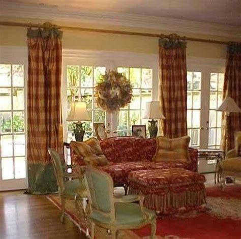country style living room curtains 999 best decorating with red images on pinterest french