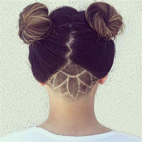 shaved pattern haircuts pinterest the world s catalogue of ideas