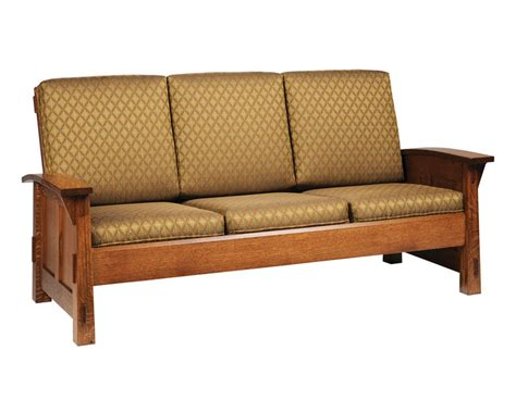 mission sofa olde mission sofa ohio hardword upholstered furniture