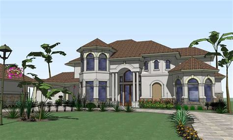six bedroom house house plans home design the lazare 20868