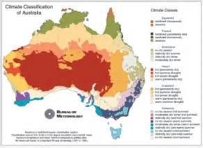 climate map climate australia