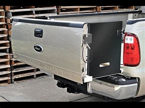 pickup bed extender deezee pickup bed extender youtube