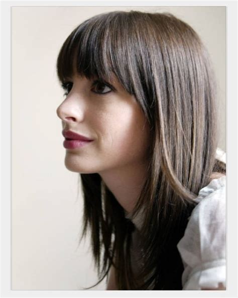 a frame hairstyles with bangs 169 best images about hair ideas on pinterest fringe