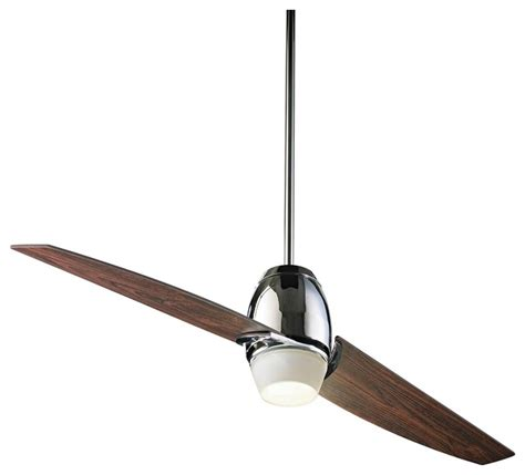 contemporary ceiling fans contemporary 54 quot muse chrome ceiling fan contemporary