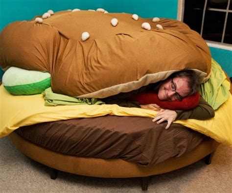 cheeseburger bed why my bed is my best friend