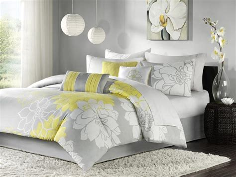 touch  yellow floral bedding sets comforter set duvet quilt sets