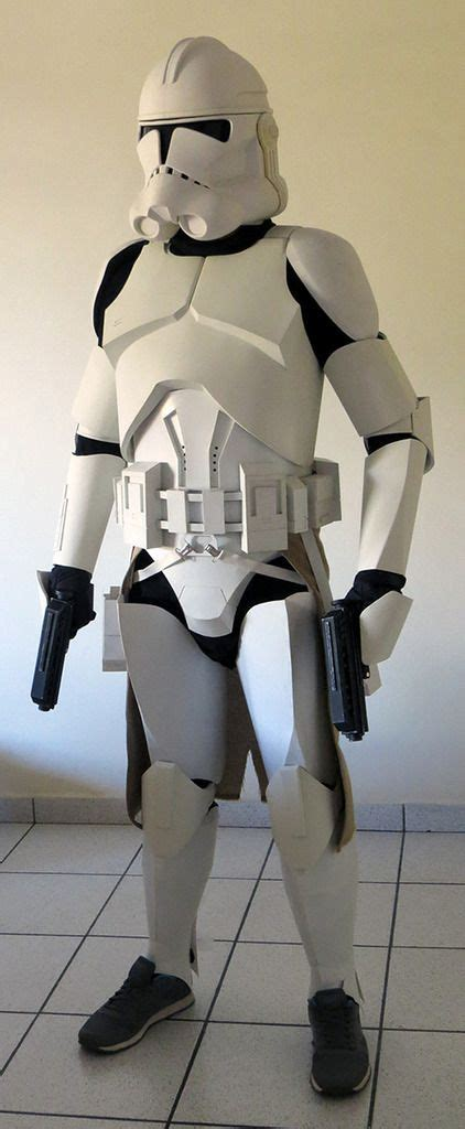 armor templates wars diy clone trooper armor update may 28 clone