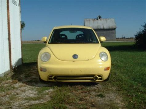 1999 volkswagen beetle yellow manual used car buy used 1999 volkswagen new beetle tdi 1 9 turbo diesel manual 5 speed in goodland indiana