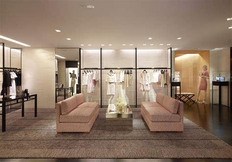 Coco Chanel Interior Design by Chanel Store By Marino 187 Retail Design