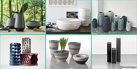 vasi ceramica 30 stupendi vasi in ceramica dal design moderno