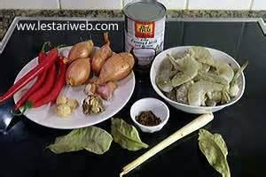Gula Halus Asli 100 Cap Lu kumpulan resep asli indonesia sambal bajak jawa timur