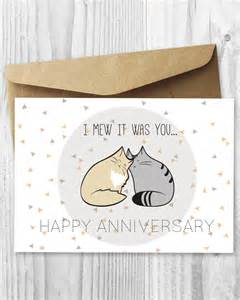 anniversary card printable anniversary card