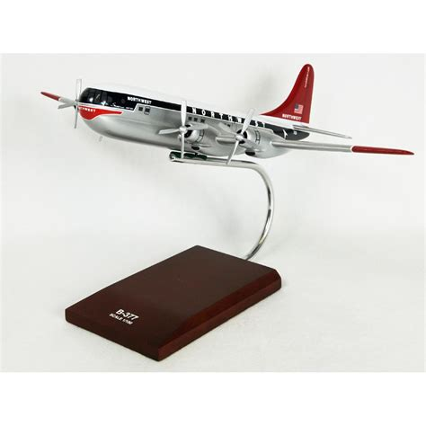 commercial model planes b 377 stratocruiser northwest model aircraft 1 100 scale