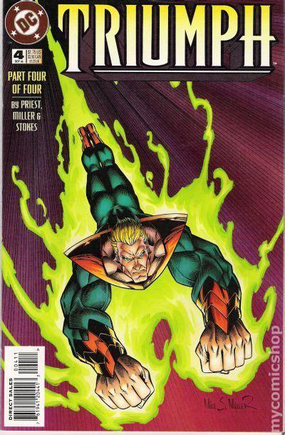 triumph the comic triumph 1995 comic books