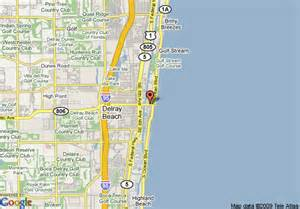 map of residence inn by marriott delray delray
