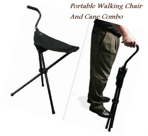 Portable Walking Chair by Innovative Gadgets For Senior Citizens Part 2