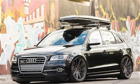 Audi Sq5 Tuning by Audi Sq5 Tuning Vossen Wheels Autozeitung De