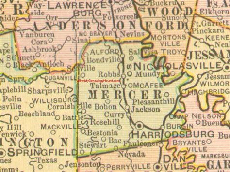 kentucky genweb map 69 best images about vintage kentucky county maps on