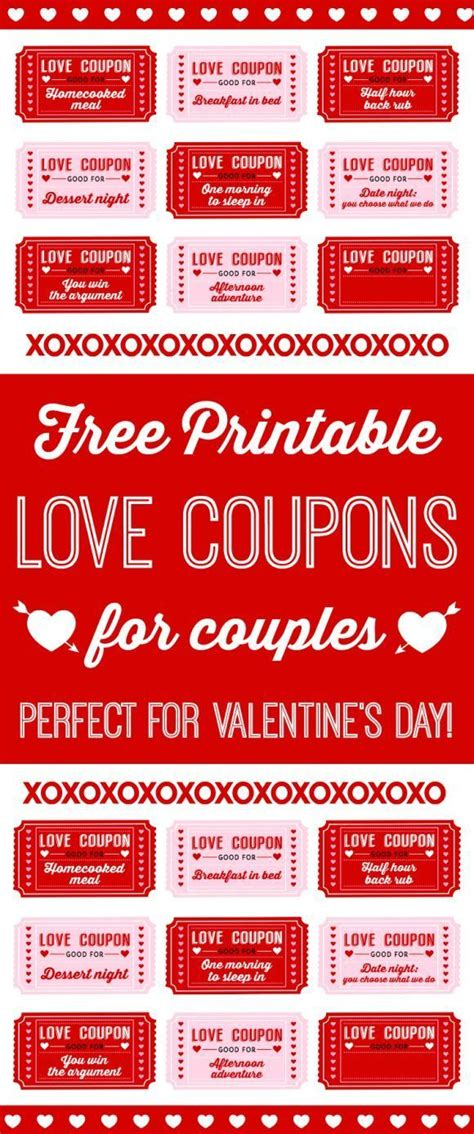 printable love culture coupons free printable love coupons for couples on valentine s day