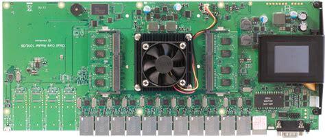 Mikrotik Ccr1016 12g Cloud Router Mikrotik Ccr 1016 mikrotik cloud router ccr1016 12g bu