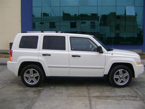 2008 jeep patriot information and photos momentcar 2008 jeep patriot information and photos momentcar